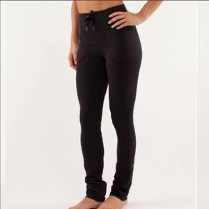 Lululemon skinny will leggings
